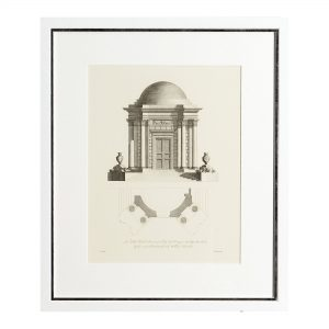ARCHITECTURE SET OF 4 PRINTS Eichholtz 105679_2
