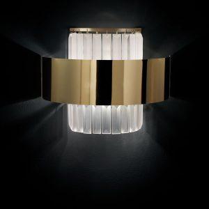 CRONO-734 WALL LAMP CRONO-734-AP Italamp