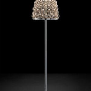 CROWNS FLOOR LAMP 492-P Italamp B