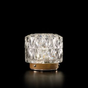 DIAMANTE TABLE LAMP 8150-LP Italamp B
