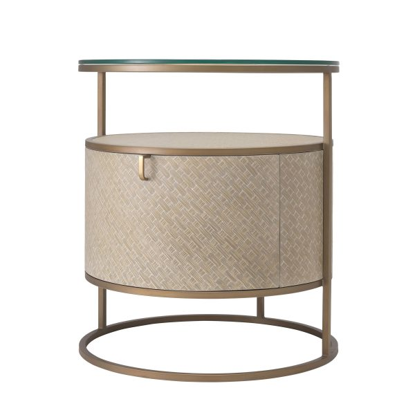 NAPA VALLEY BEDSIDE TABLE Eichholtz 114776_5_1_1