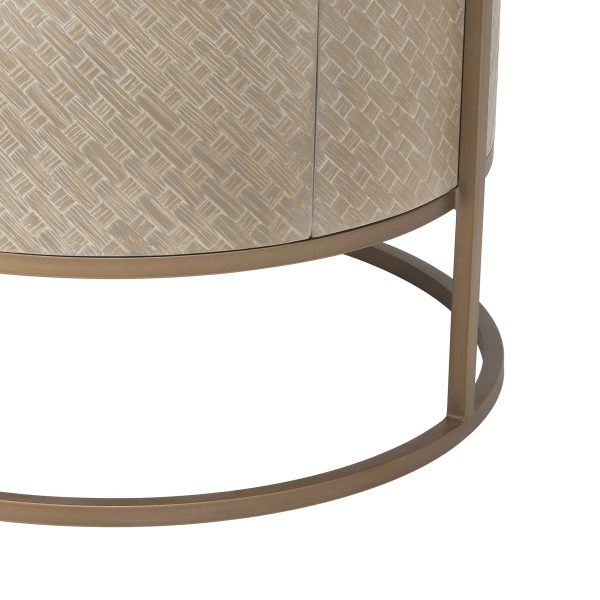 NAPA VALLEY BEDSIDE TABLE Eichholtz 114776_8_1_1