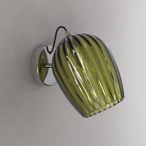 NUCE WALL LAMP 4011-AP1-verde Italamp
