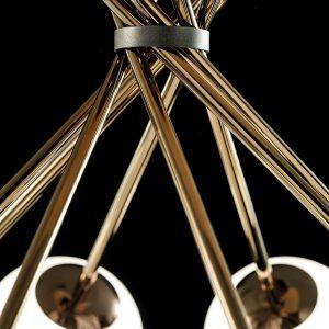 TEA CEILING LAMP 2392-PL Italamp B
