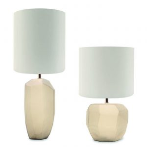 CUBISTIC TABLE LAMP smokegrey Guaxs 9537-9538GY