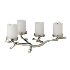 Candleholder Zweig L 42 cm EDZARD