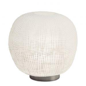 ERBSE 2 TABLE LAMP clear Opal Guaxs 9543CLOP