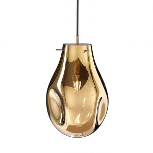 Soap Pendant Large gold-stainless steel BOMMA