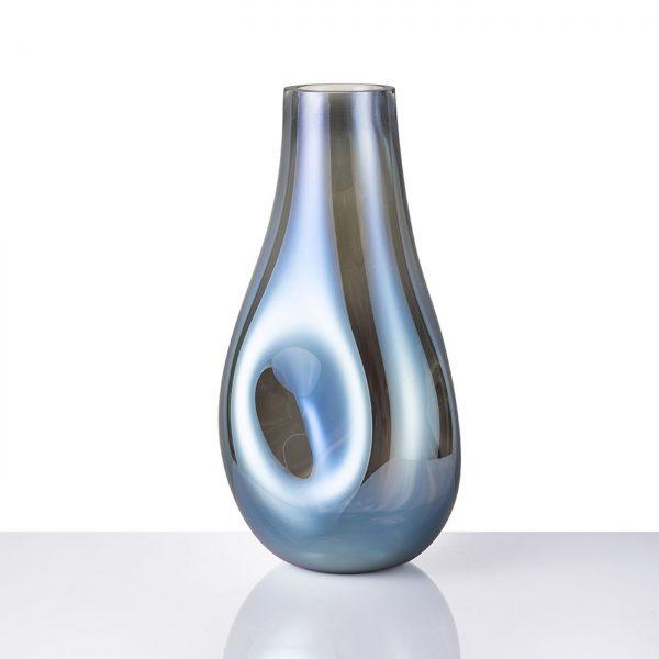 Soap Vase Large blue BOMMA