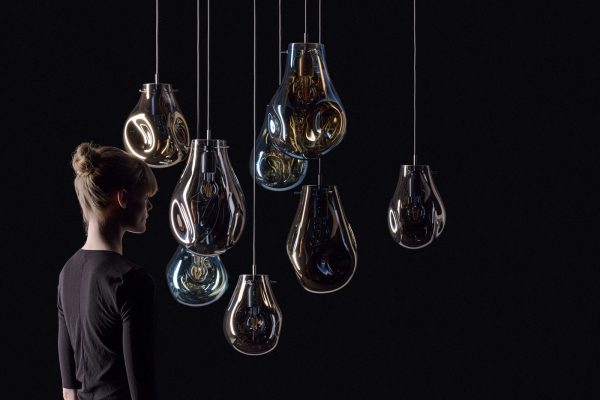 soap pendants BOMMA chandelier image photo