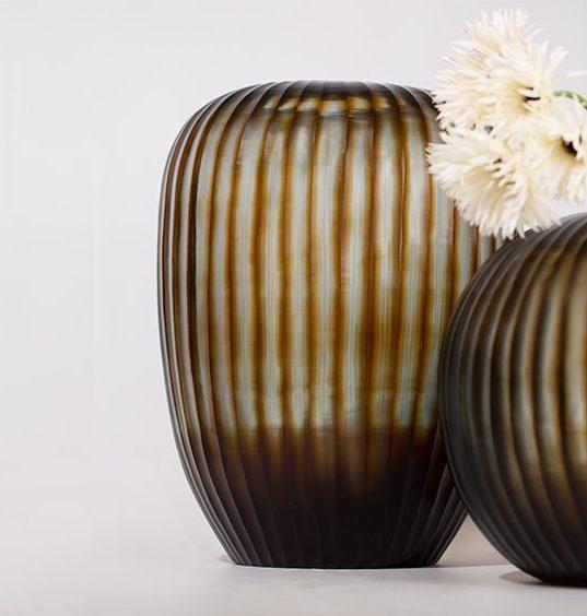 Gobi-vase-indigo-brown-GUAXS-1412INRB