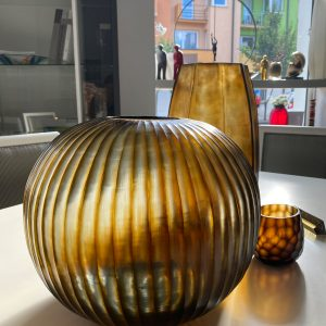 GUAXS Vases SHowroom FMDESIGN Gold ButterBrown (4)